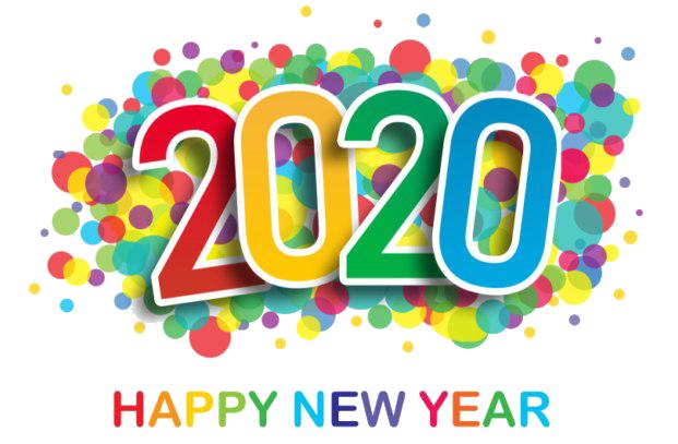 Welcome 2020 Adieu2019